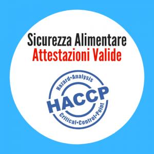 HACCP EXPERT :Tutti i Corsi di Sicurezza Alimentare HACCP - Attestazioni valide su tutto il territorio Nazionale Per Informazioni Numero Verde 800-089590